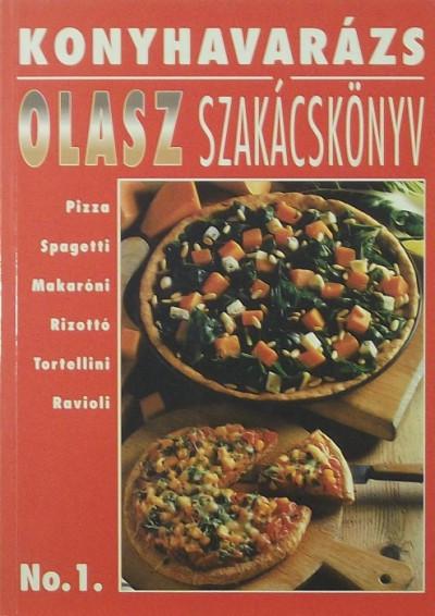 Makarész Miklós - Olasz szakácskönyv 1.
