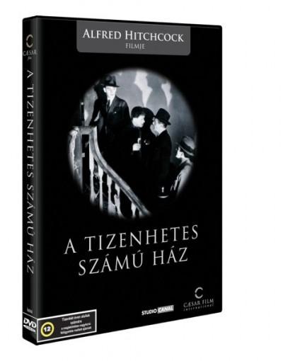 Alfred Hitchcock - A tizenhetes számú ház - DVD