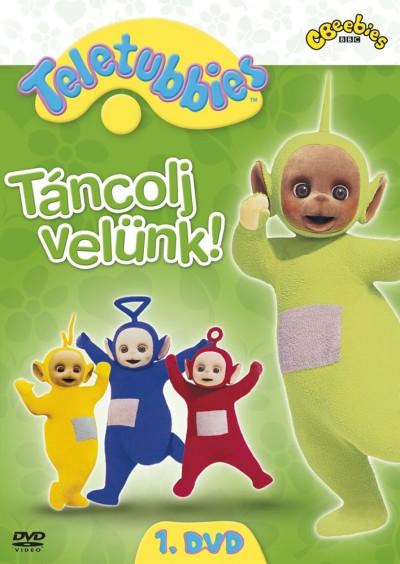- Teletubbies - Táncolj velünk! - 1.DVD