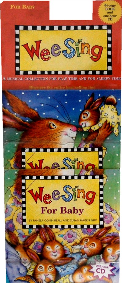 Pamela Conn Beall - Susan Hagen Nipp - Wee Sing: For Baby + CD
