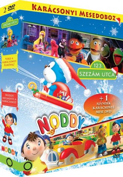 - Karácsonyi mesedoboz - DVD
