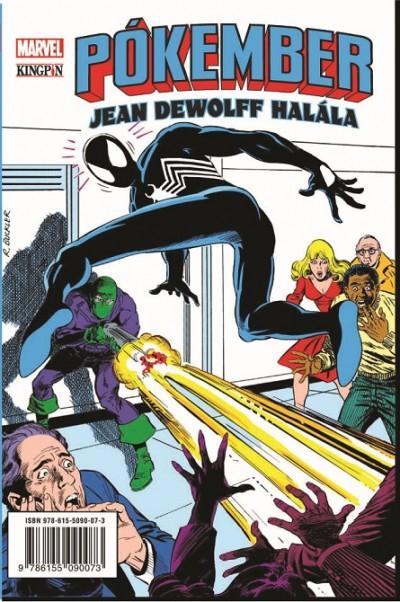 Peter David - Pókember: Jean Dewolff halála