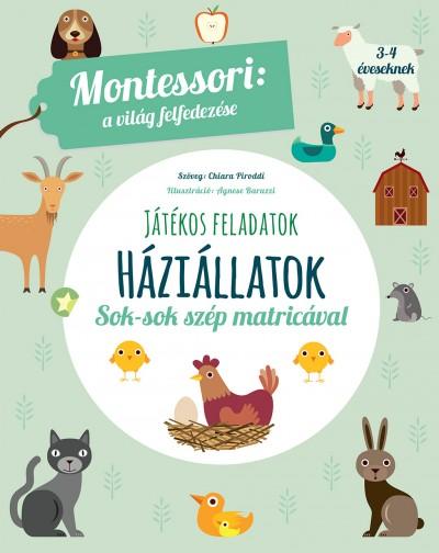 Maria Montessori - Háziállatok - A világ felfedezése