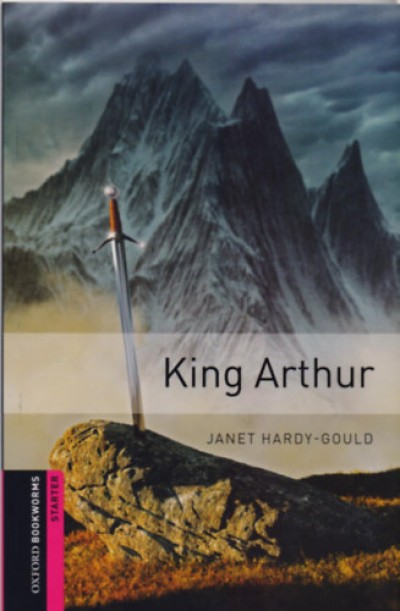 Janet Hardy-Gould - King Arthur