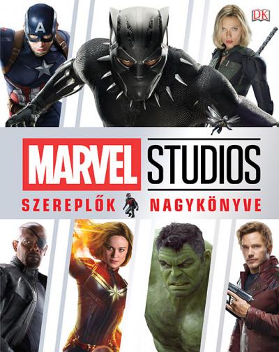 - Marvel Studios - Szereplők nagykönyve