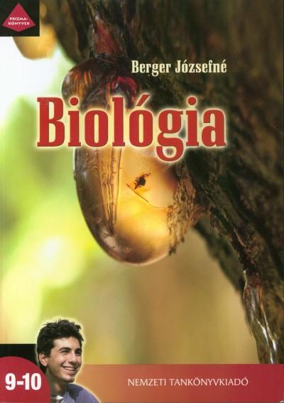Berger Józsefné - Biológia 9-10.