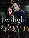 Mark Cotta Vaz - Twilight- Alkonyat: Kulisszatitkok