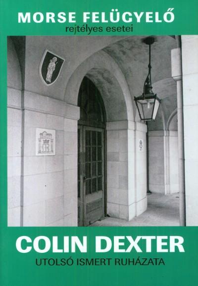 Colin Dexter - Utolsó ismert ruházata