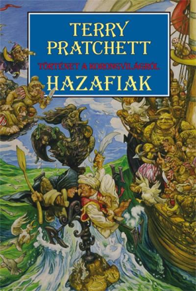 Terry Pratchett - Hazafiak