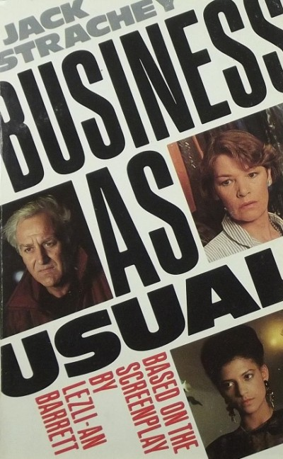Jack Strachey - Business as Usual