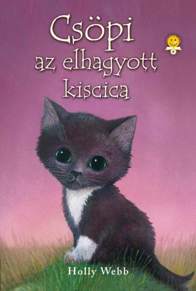 Holly Webb - Csöpi az elhagyott kiscica