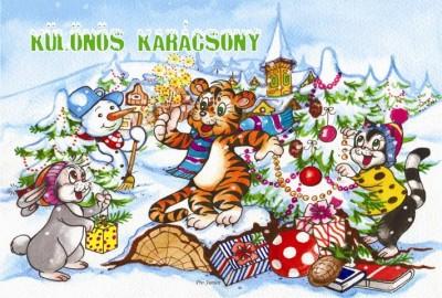 Tóth Anna - Különös karácsony