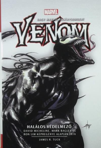 James R. Tuck - Venom: Halálos védelmező