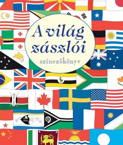 Susan Meredith - A világ zászlói - színezőkönyv