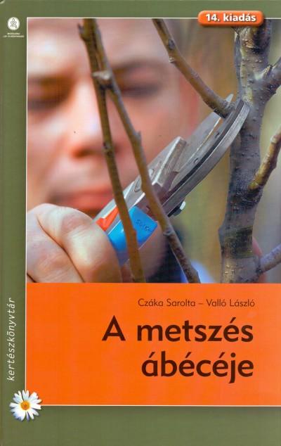 Czáka Sarolta - Valló László - A metszés ábécéje
