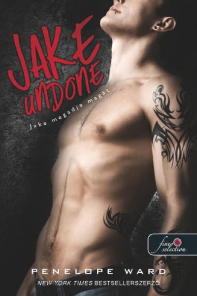 Könyv: Jake megadja magát (Penelope Ward)