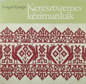 f8831faae8 Lengyel Györgyi - Keresztszemes kézimunkák