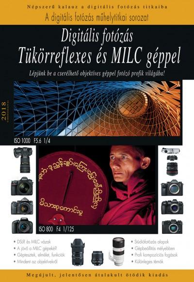 Enczi Zoltán - Digitális fotózás tükörreflexes és MILC géppel
