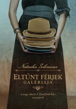 Natasha Solomons - Eltűnt férjek galériája