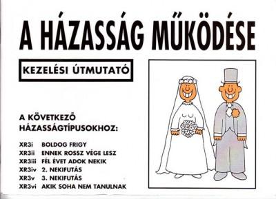Martin Baxendale - Gábor Anikó  (Szerk.) - A házasság működése