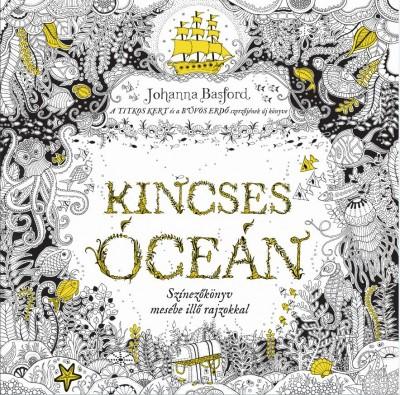 Johanna Basford - Kincses Óceán