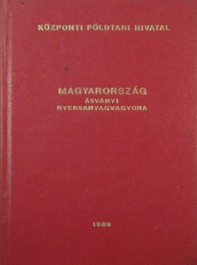 - Magyarország ásványi nyersanyagvagyona