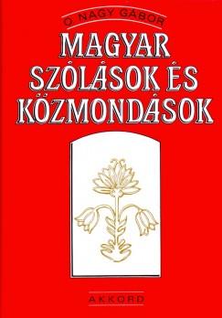 MAGYAR SZÓLÁSOK ÉS KÖZMONDÁSOK - 11. KIADÁS -