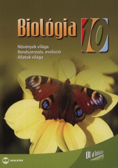 Bán Sándor - Biológia 10. osztály