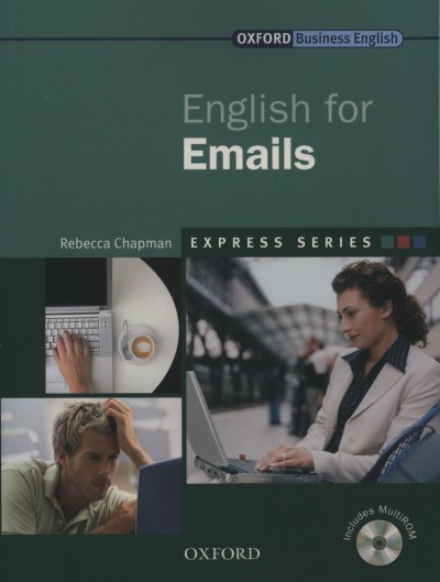 Rebecca Chapman - English for Emails