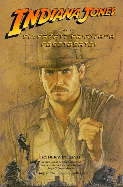 Ryder Windham - Indiana Jones és az elveszett Frigyláda fosztogatói