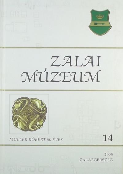 Straub Péter - Zalai Múzeum 14.- Müller Róbert 60 éves