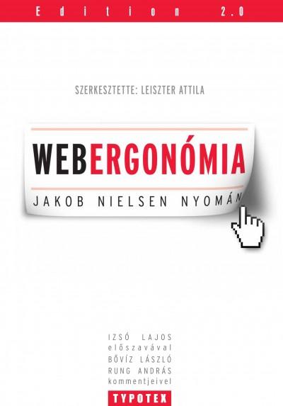 Leiszter Attila  (Szerk.) - Webergonómia