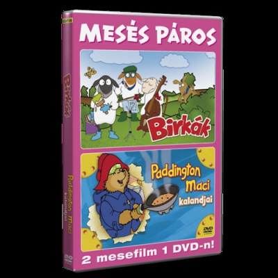 - Paddington Maci / Birkák - DVD