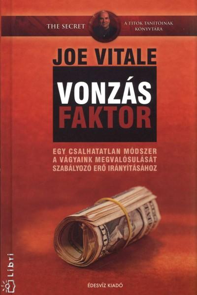 Dr. Joe Vitale - Vonzásfaktor