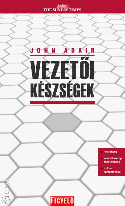 John Adair - Vezetői készségek