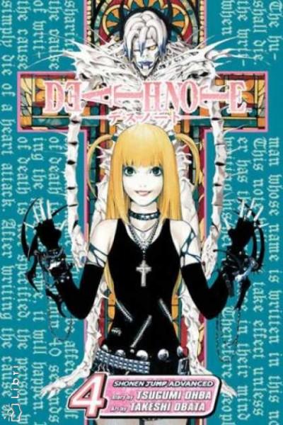 Ohba Tsugumi - Death Note 4. - Szerelem