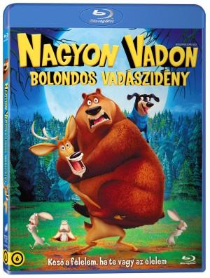 - Nagyon vadon - Bolondos vad�szid�ny - Blu-ray