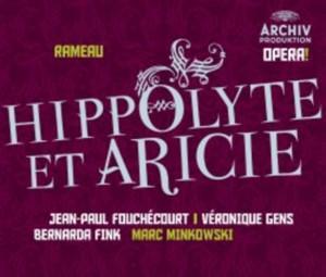 Jean Rameau - Hippolyte �s Aricie - CD