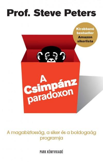Dr. Steve Peters - A Csimpánzparadoxon