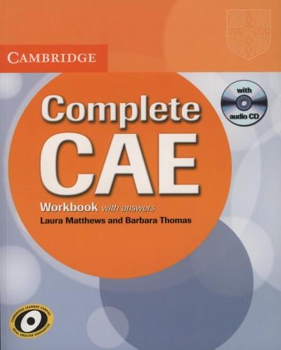 Laura Matthews - Barbara Thomas - Complete CAE