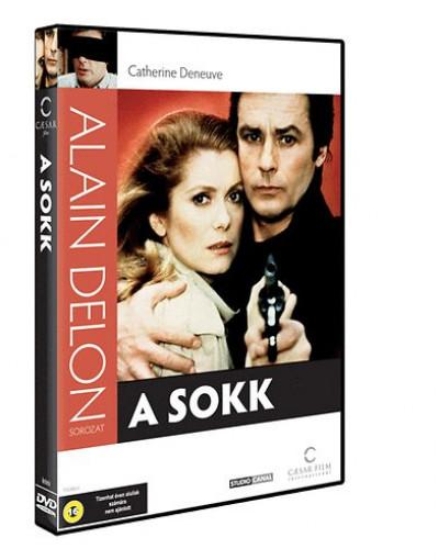 Robin Davis - A sokk - DVD