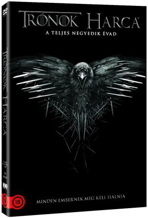 George R. R. Martin - Tr�nok harca 4. �vad - DVD