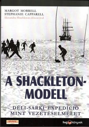 Capparell Stephanie - Morrell Margot - A Shackleton-modell