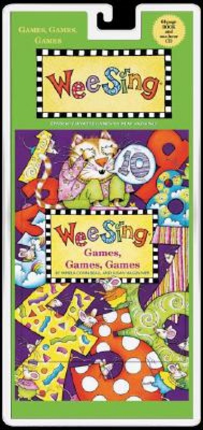 Pamela Conn Beall - Susan Hagen Nipp - Wee Sing Games, Games, Games