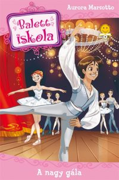 Aurora Marsotto - Balettiskola 3. - A nagy gála