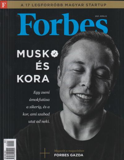 - Forbes - 2021. április
