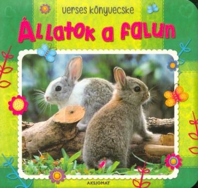 Fecske Csaba - Verses könyvecske - Állatok a falun