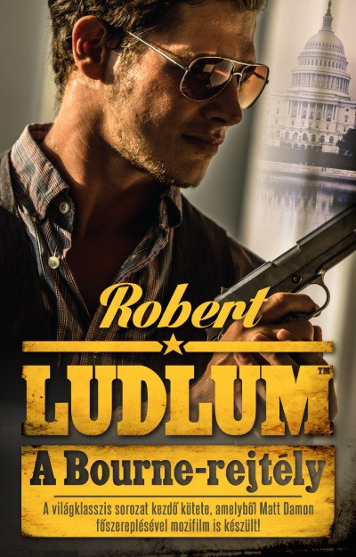 Könyv: A Bourne-rejtély (Robert Ludlum)