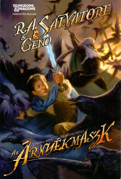 Geno Salvatore - R. A. Salvatore - Az árnyékmaszk