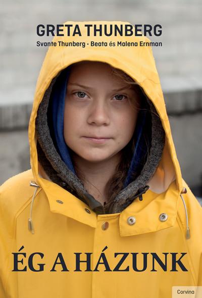 Malena Ernman - Beata Ernman - Svante Thunberg - Greta Thunberg - Ég a házunk